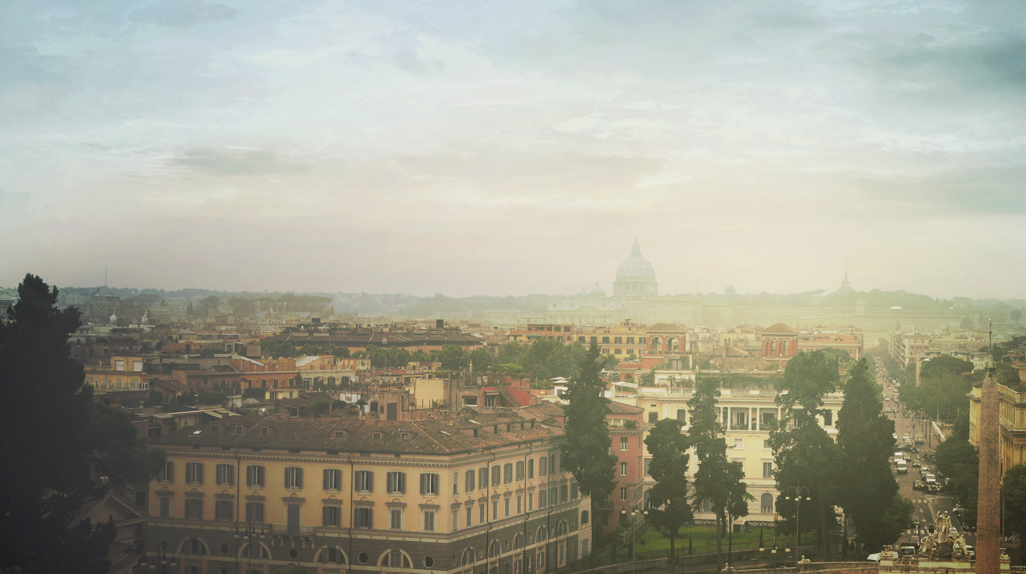 DISCOVER THE BEAUTIES OF ROME